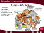 designing safer buildings