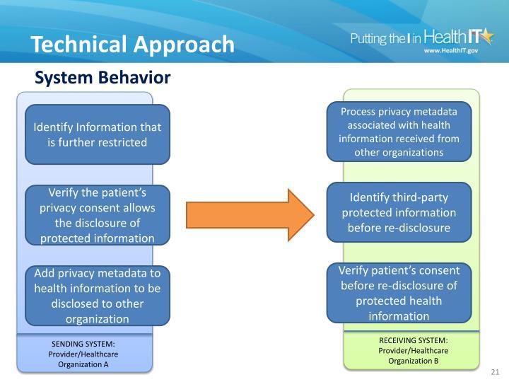 System Behavior