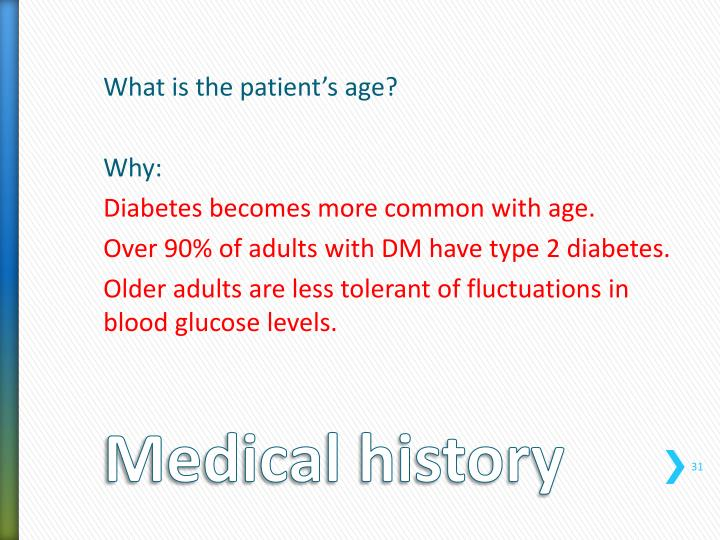 What is the patient's age?