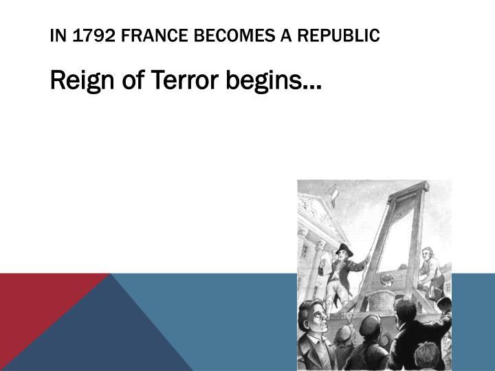In 1792
