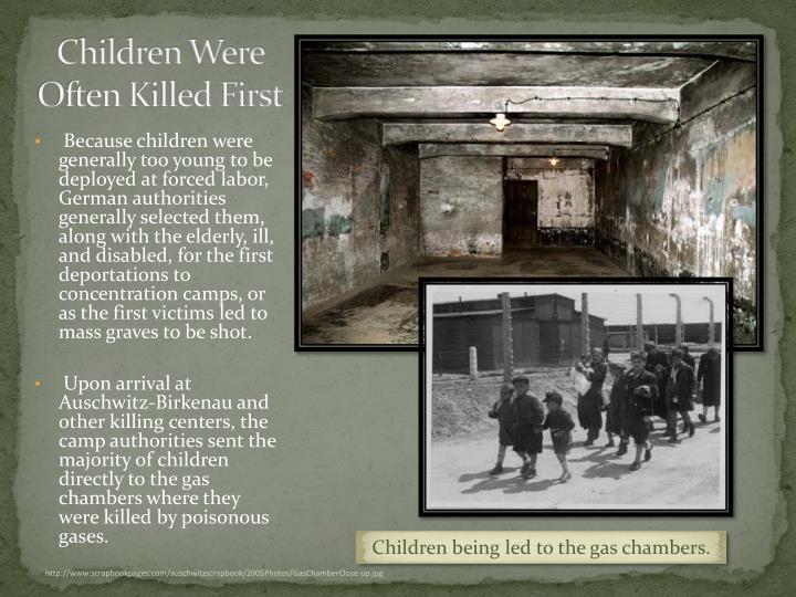 Children Were