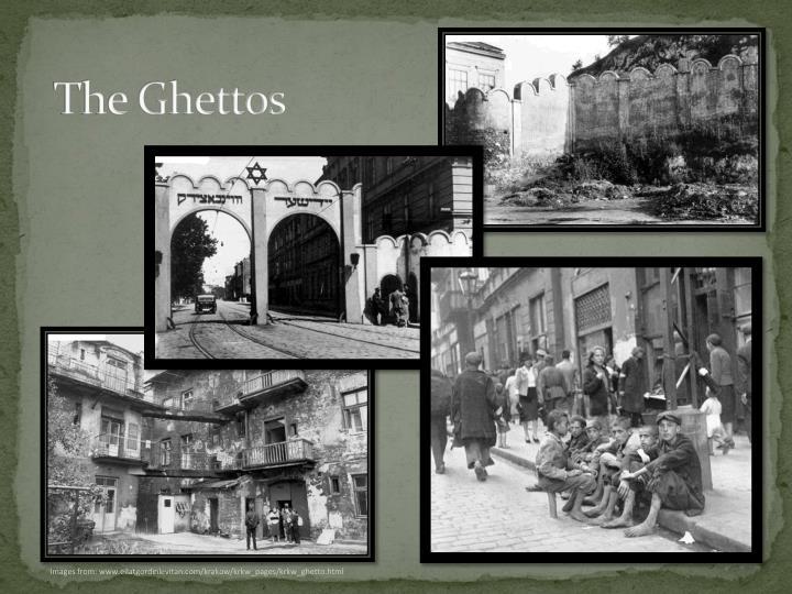 The Ghettos