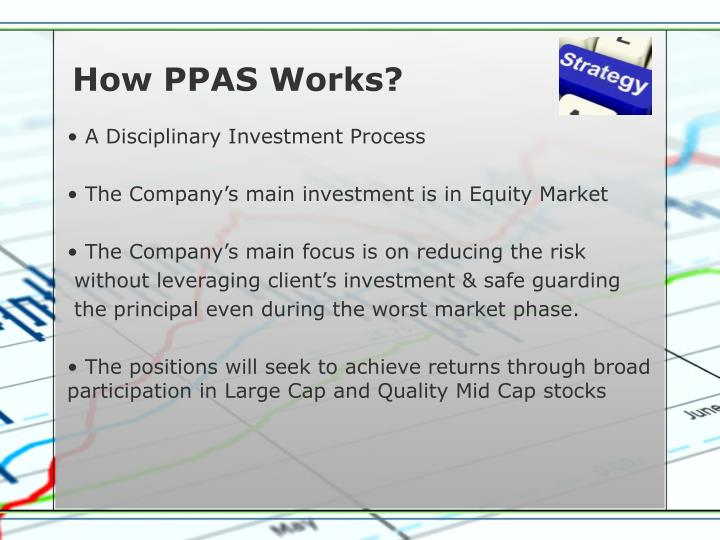How PPAS Works?