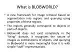 what is blobworld