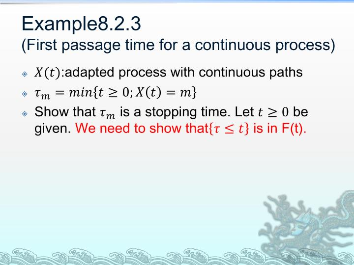 Example8.2.3