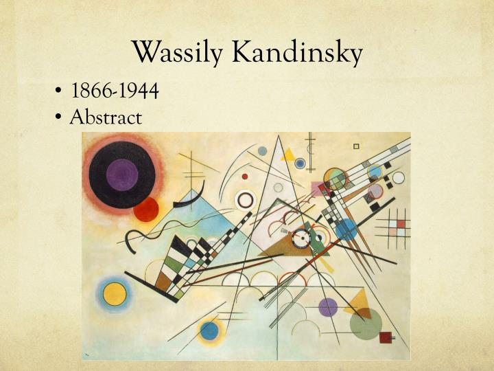 Wassily