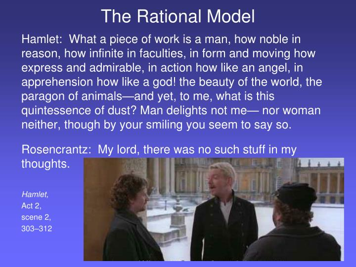 The Rational Model