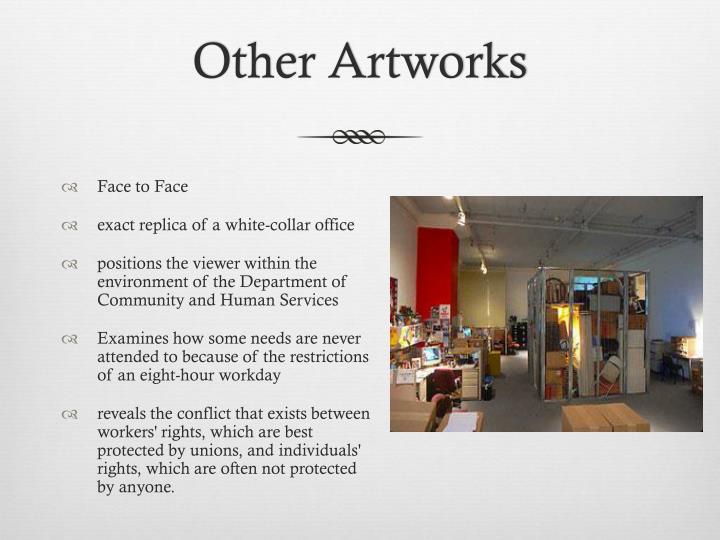Other Artworks
