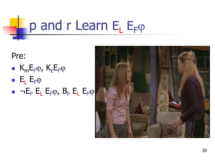 p and r Learn