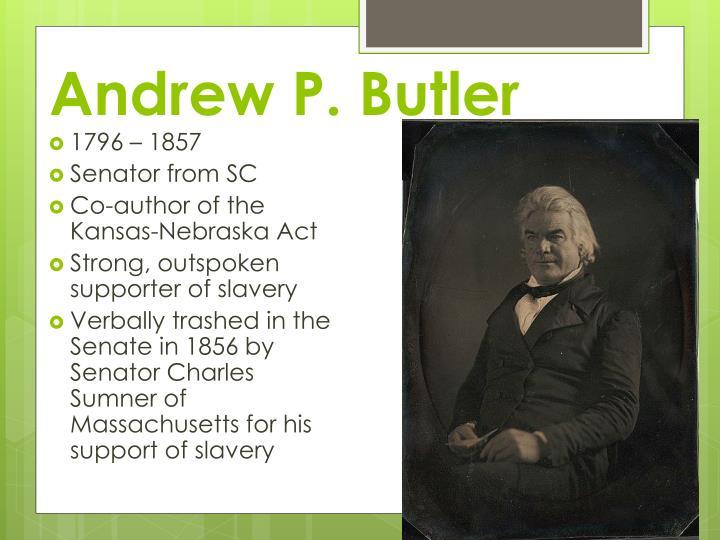 Andrew P. Butler