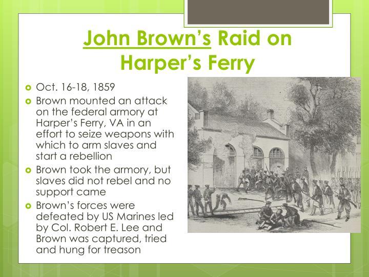 John Brown's
