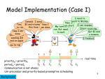 model implementation case i