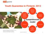 youth guarantee in finland 20133