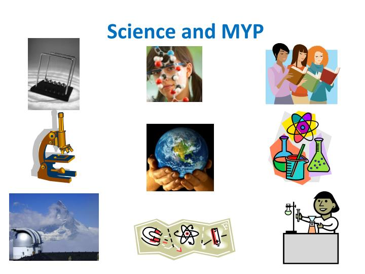 Science and myp