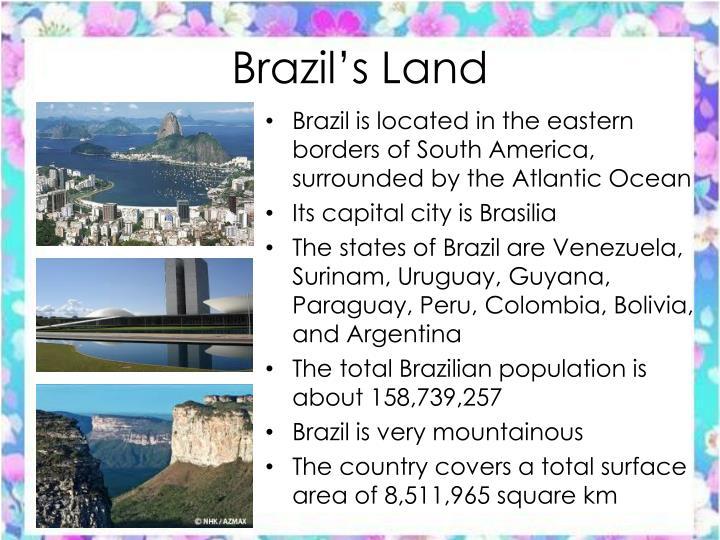 Brazil's Land
