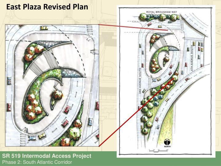East Plaza Revised Plan