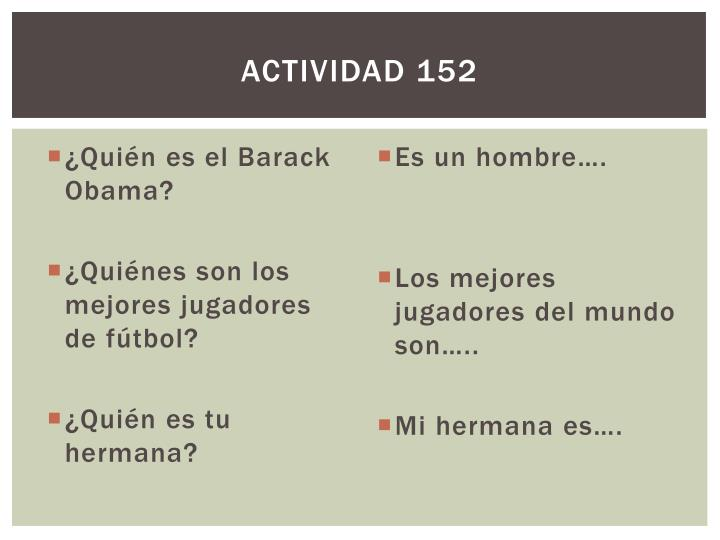 Actividad 152
