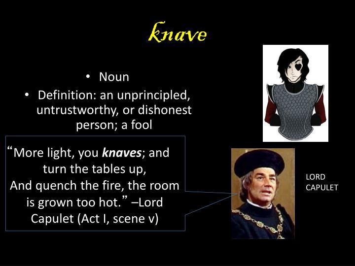 knave