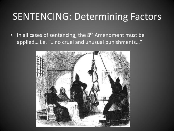 the mitigating factors in the popular national semiconductor case A mitigating factor, in law, is any information or evidence presented to the court regarding the defendant or the circumstances of the crime that limits on mitigating factors in the united states the supreme court held in lockett v ohio that a defendant facing the death penalty is entitled to.