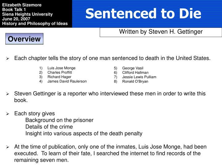 Written by Steven H. Gettinger