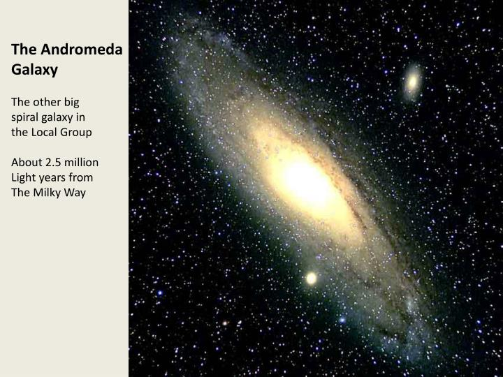 The Andromeda