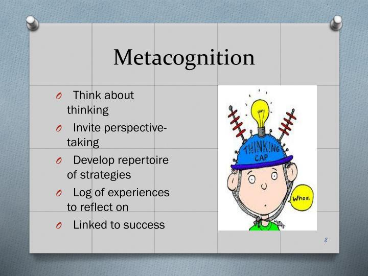 Metacognition
