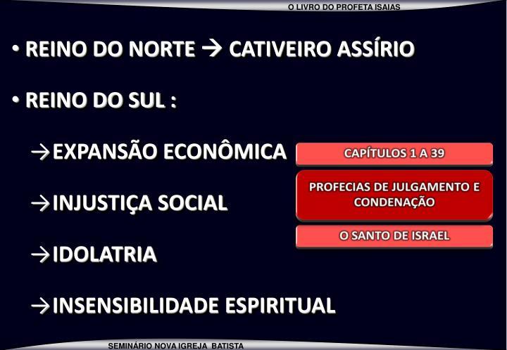 REINO DO NORTE