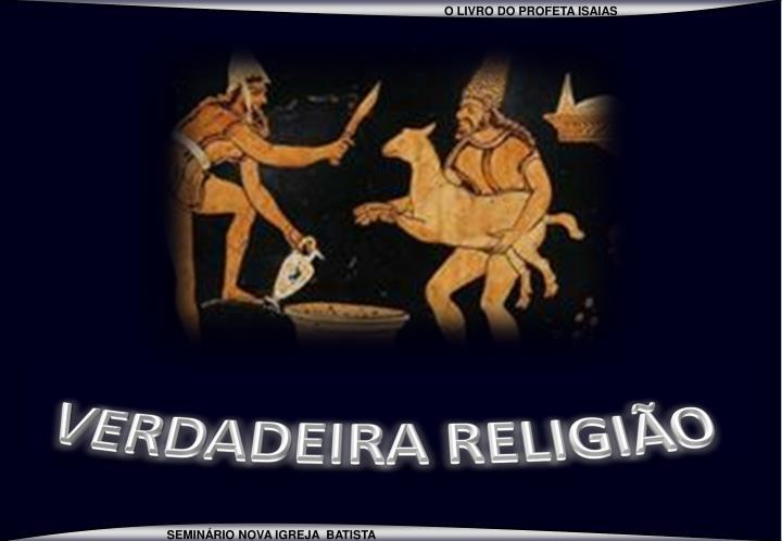 VERDADEIRA RELIGIÃO