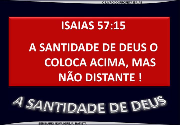 ISAIAS 57:15