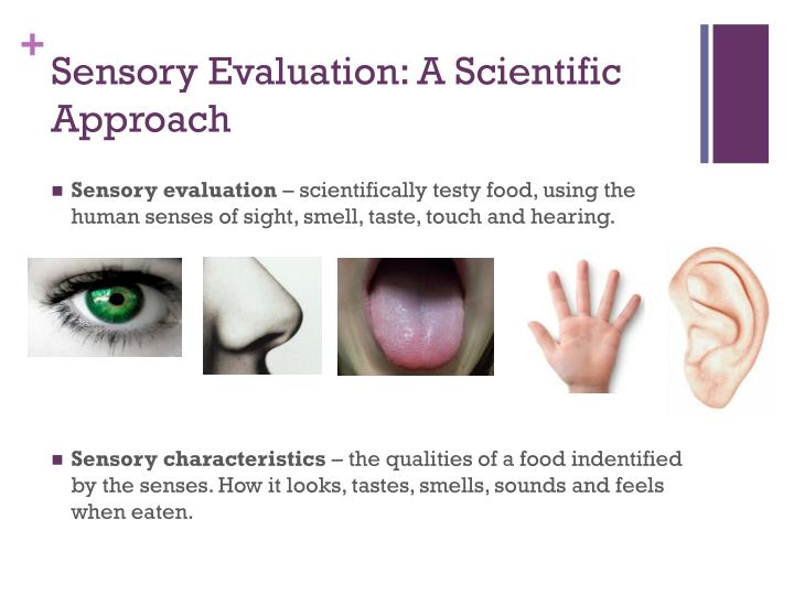 Sensory Evaluation: A Scientific Approach