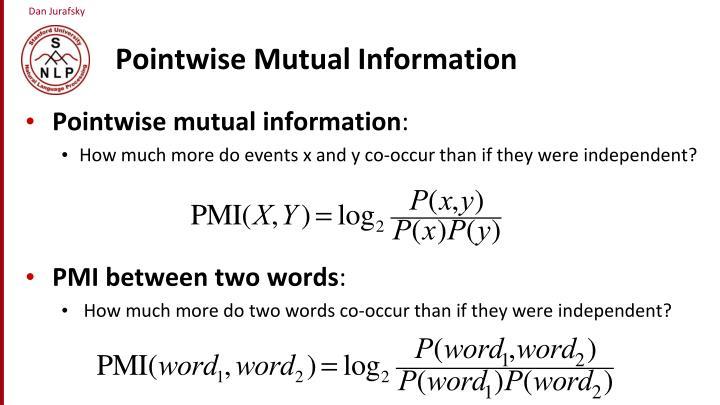 Pointwise