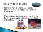 classifying mixtures2