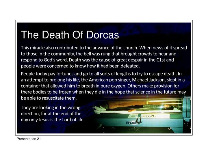 The Death Of