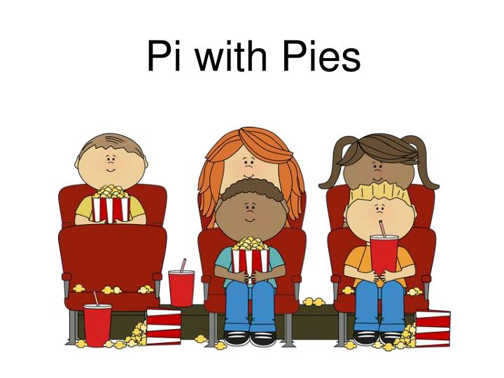 Pi with Pies