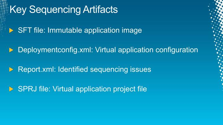 Key Sequencing Artifacts
