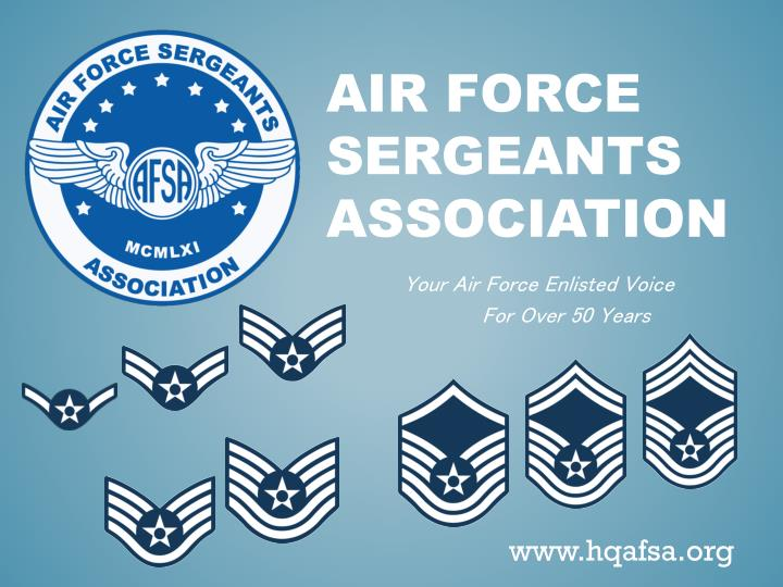 Air force sergeants association