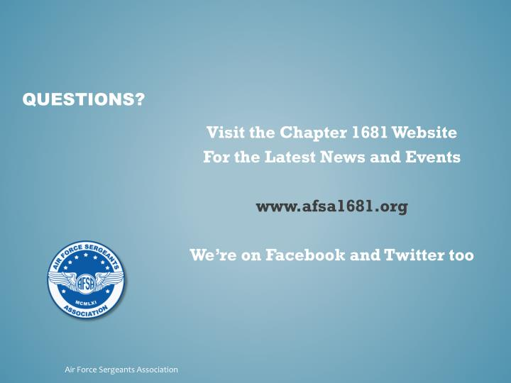 Visit the Chapter 1681 Website