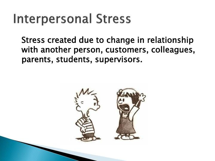 Interpersonal Stress