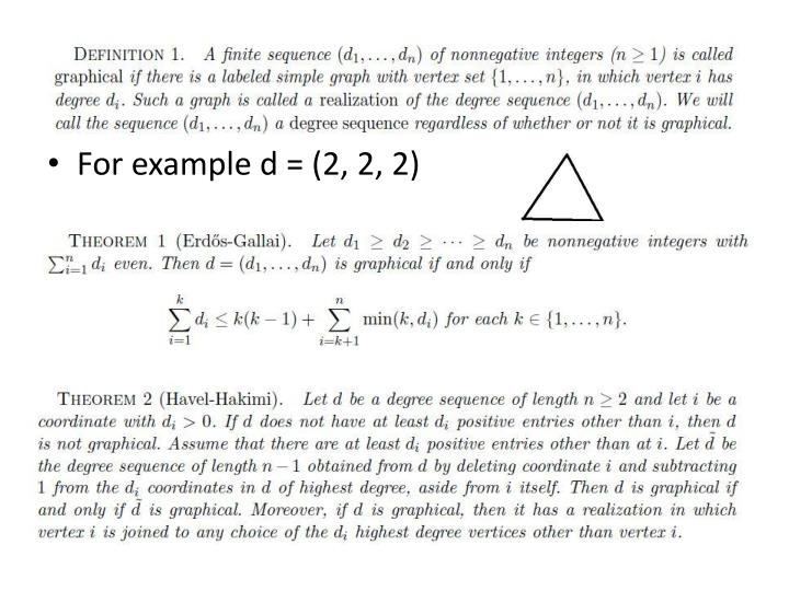 For example d = (2, 2, 2)