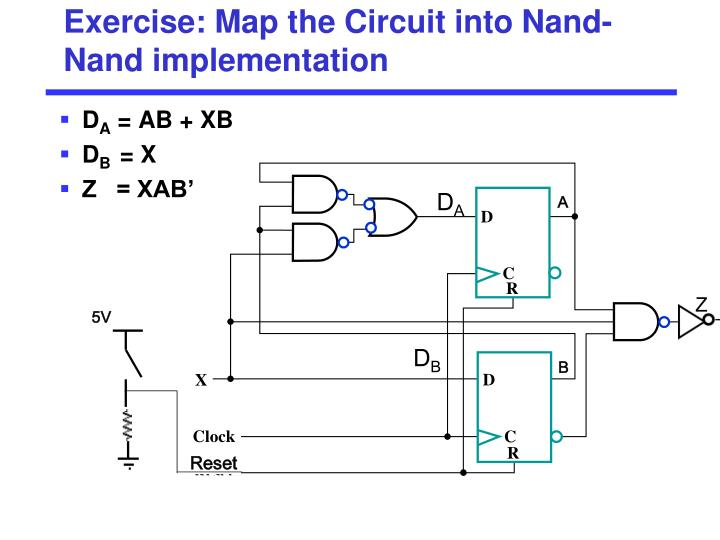 Exercise: Map the Circuit into