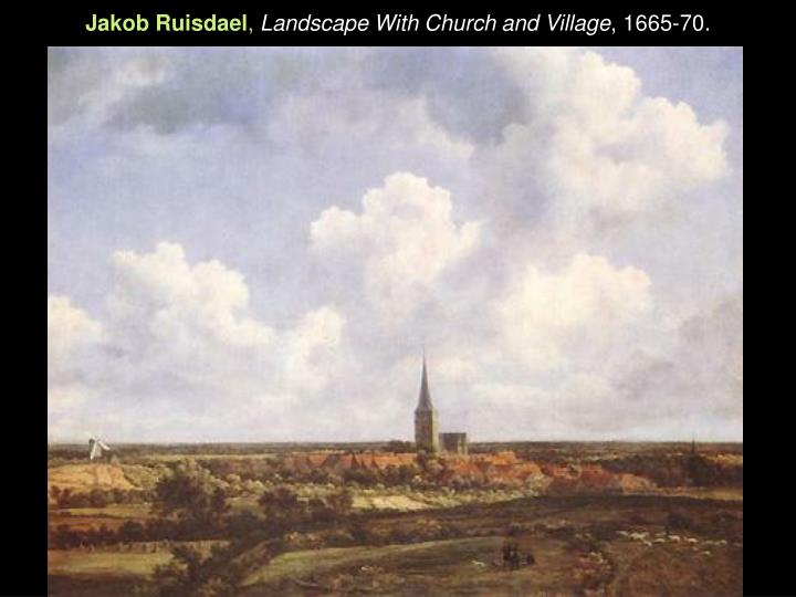 Jakob Ruisdael