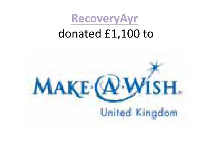 RecoveryAyr
