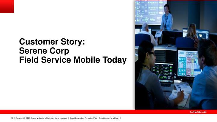Customer Story: