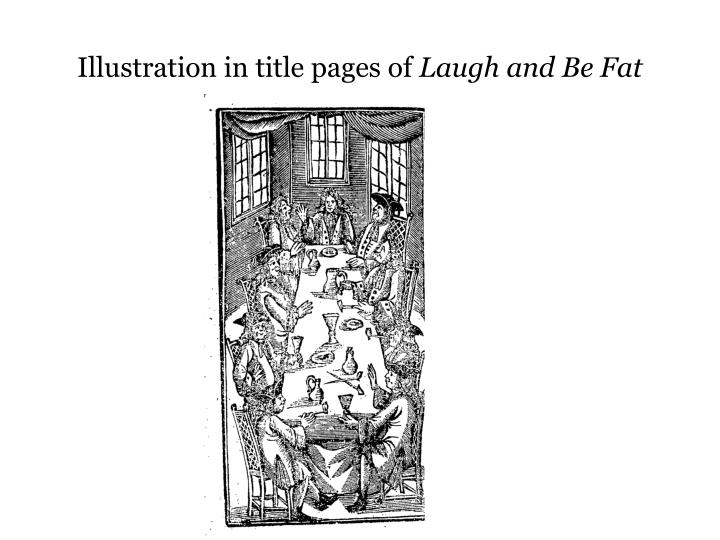 Illustration in title pages of