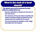 what is the work of a local church6