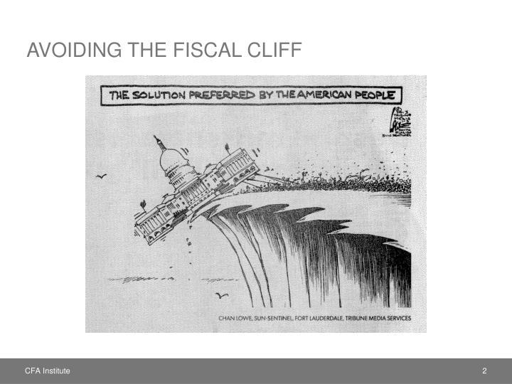 Avoiding The FISCAL Cliff