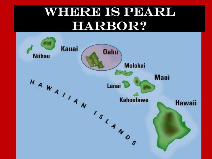 Where is pearl harbor