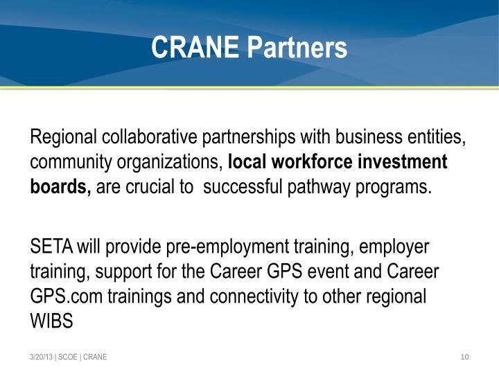 CRANE Partners
