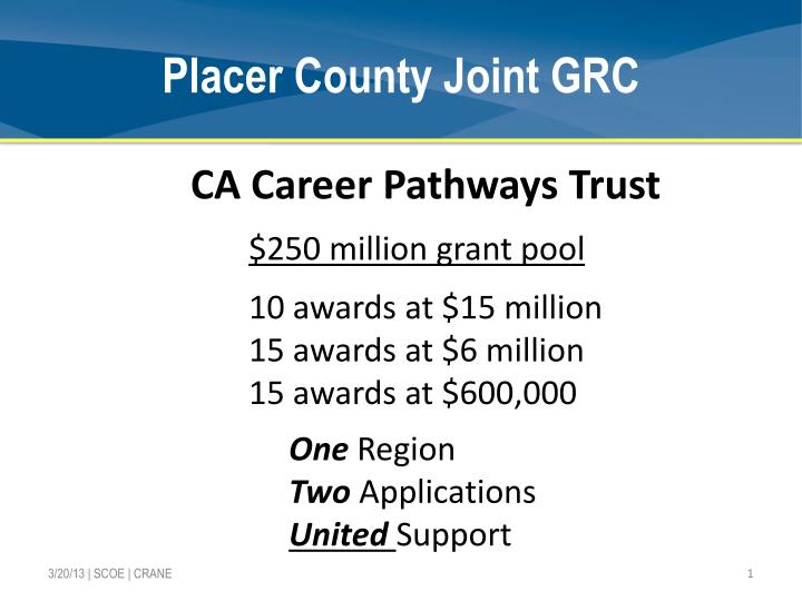 placer county joint grc