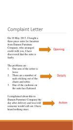 complaint letter2